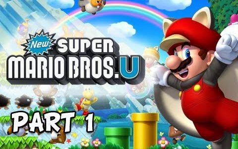Wii Uのマリオが綺麗。ニュースーパーマリオブラザーズUのプレイ動画まとめ