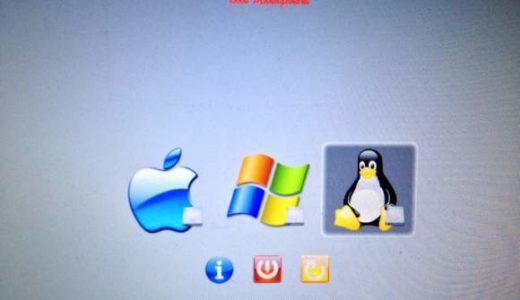 MacでWindowsとUbuntuとOS Xをトリプルブートするまでの手順