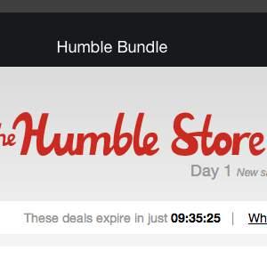 Humble Storeのゲームの買い方。でもBundle入りを待つべきだ