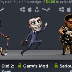 マインクラフトよりもカオスなGMODがHumble Bundleで投げ売り中