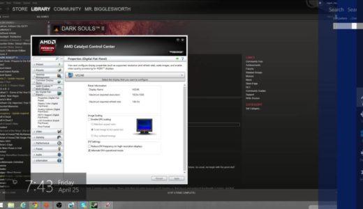 PC版ダークソウル2が起動しない現象(クラッシュ、フリーズ)を解決する方法