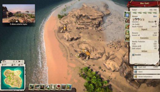 """Tropico5速攻レビュー""""トロピコ5はシヴィライゼーション+RTS"""""""