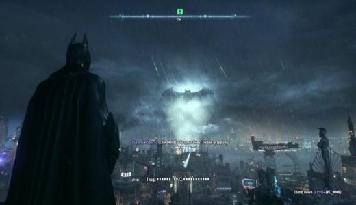PC版バットマンアーカムナイトの日本語化とSteamの半額で遊ぶリスキーな方法について