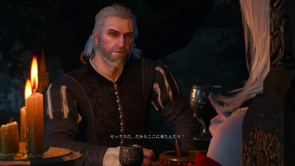 witcher3,wildhunt,review,kansou,5 \u2026