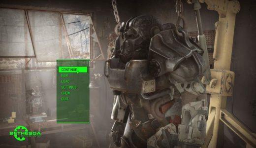 PC版Fallout4をSteamより2割安く購入。海外版はVPN無しで有効化・起動可能だがしかし
