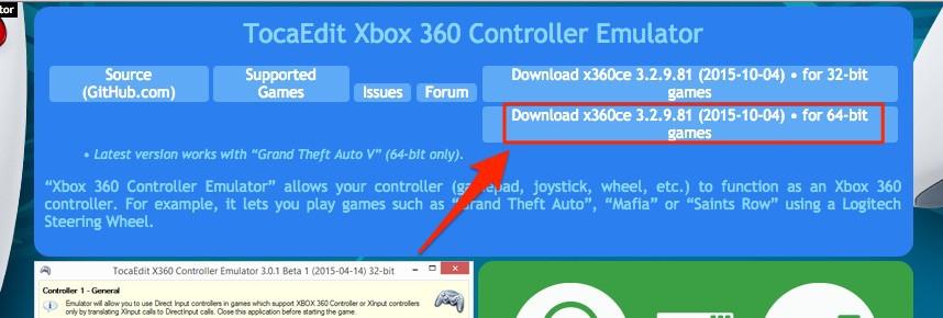 64bit版をダウンロードしよう