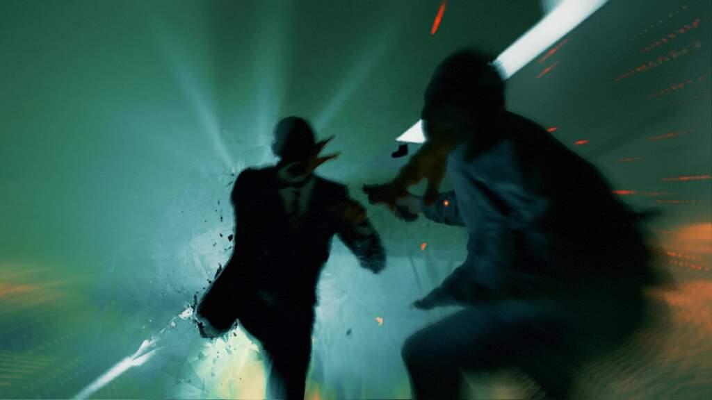 時間のひずみ内で、シフターとなってジャックに襲いかかろうとするハッチ
