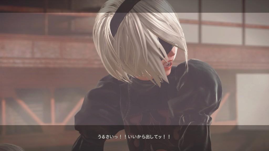 PC版の場合、ムービーが流れている時、画面上下に黒帯がある状態で日本語字幕が表示される