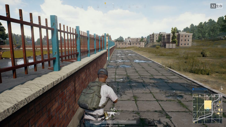 『PLAYERUNKNOWN'S BATTLEGROUNDS』のイメージ