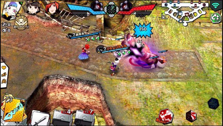 試合序盤はモンスターを味方に引き入れるのが定石。