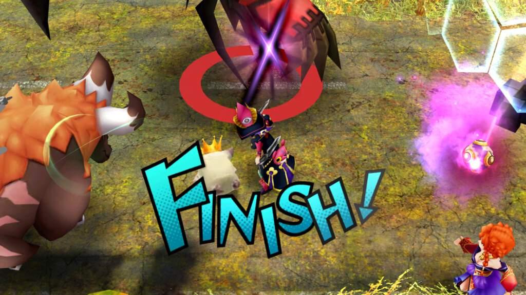 『フレイム×ブレイズ(フレブレ)』のイメージ