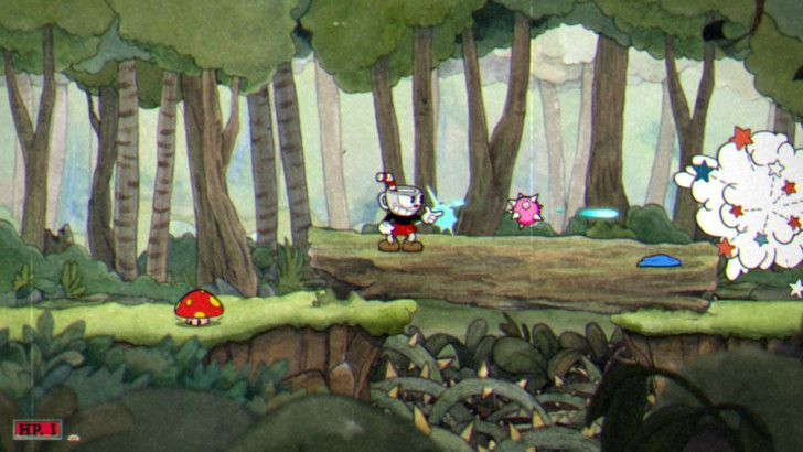 Cuphead © 2017 StudioMDHR Entertainment Inc.