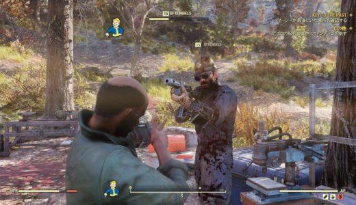 Fallout76のPvP(PK)を最大限に楽しむコツ&勝利を掴むための戦略