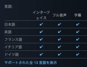Steam商品ページ