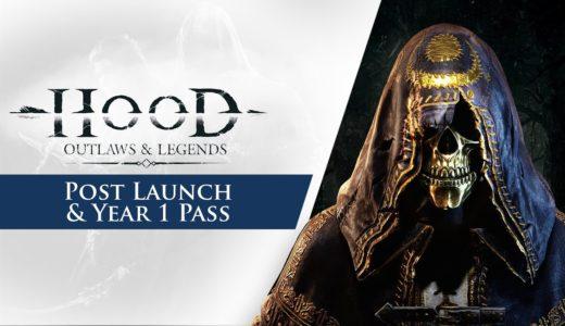 PC版Hood:Outlaws&LegendsをSteamより約1000円安く購入する方法