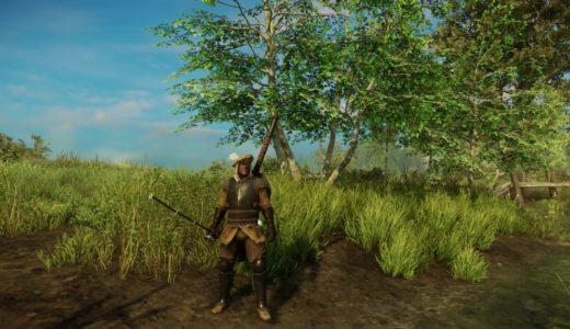 AmazonのMMORPG「New World」は凄まじく普通(8時間遊んだ感想※クローズドβテスト)
