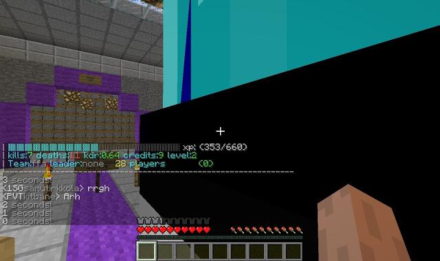 minecraft cod004 MinecraftでCall of DutyをPvPマルチサーバーで対戦して遊ぶ方法