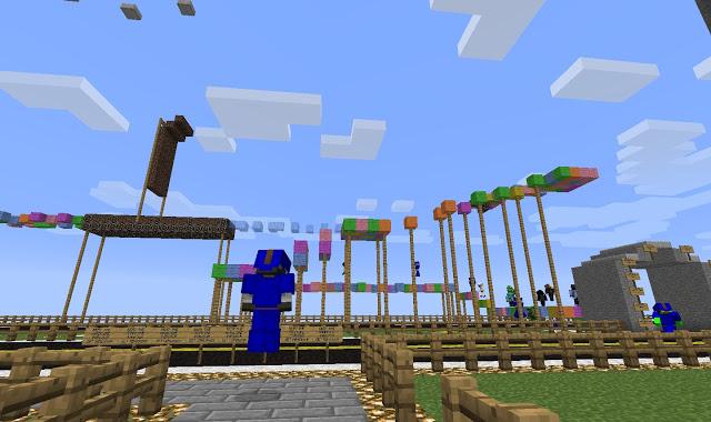 minecraft cod002 MinecraftでCall of DutyをPvPマルチサーバーで対戦して遊ぶ方法